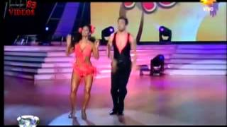 Silvina Escudero - Merengue - Bailando 2010