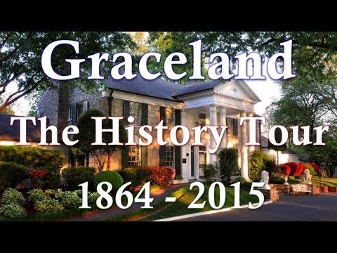 Elvis Presley s Graceland Memphis The History Tour 1864 2015
