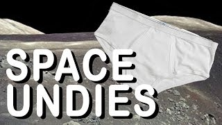 Space Undies on the Moon with Mike Collins