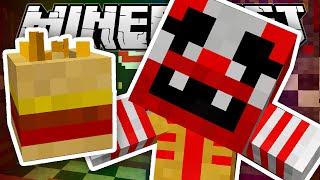 Minecraft   FIVE NIGHTS AT MCDONALDS?!