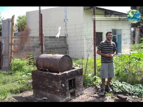Construccion de horno ecologico