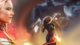 Captain Marvel Origin and Powers Explained