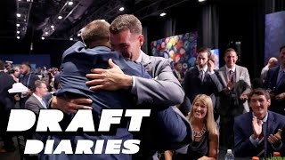 Mitchell Trubisky 2017 NFL Draft Journey All-Access | Chicago Bears | NFL