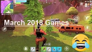 Top 10 Free HD Graphic Games Android & iOS 2018