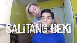 Salitang Beki - Gay lingo (The Art of Tagalog - bekinese/swardspeak/bekimon)