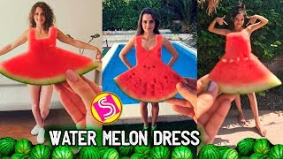 Watermelon Dress Challenge Musical.ly Compilation | Best Musers #WatermelonDress