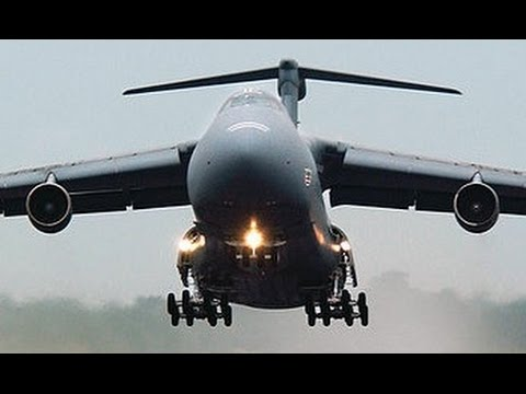 watch WORLDS LARGEST Military Transport Aircraft owned by the US Air Force