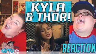 Kylaborations: We Don't Talk Anymore (cover) by Kyla and Thor Dulay REACTION!! 🔥
