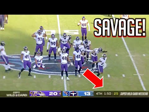 NFL SAVAGE Moments of the 2020 2021 Season HD