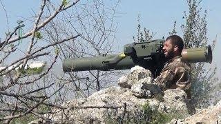 صاروخ التاو ...سلاح نوعي خارق للدروع في أيدي ثوار سوريا - أخبار الآن