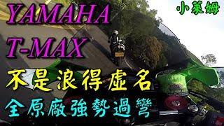YAMAHA T-MAX 超猛 原廠T媽媽