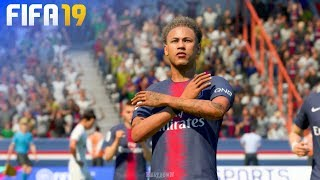 FIFA 19 - Top 5 Goals of the Month: November 2018