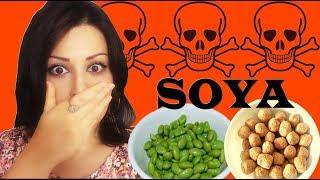 حقایقی راجع به سویا، اگر بدونید دیگه سویا نمیخورید | After Watching, You Wont Eat Soya Again-Eng Sub