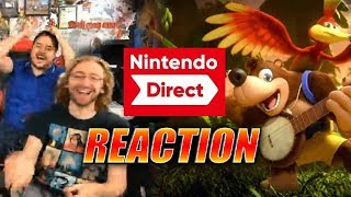 DOODS REACT: E3 2019 Nintendo Direct - Full Event
