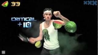 I am Fruit Ninja!