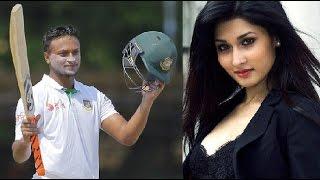 নিন্দুকদের ধোলাই করে দিলেন সাকিবের স্ত্রী শিশির ! Latest hit sports news bangla !