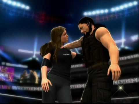 Xxx Mp4 Roman Reigns Kisses Stephanie McMahon At Wrestlemania 31 3gp Sex