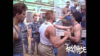 Jean Claude Van Damme  -  Making Of Street Fighter