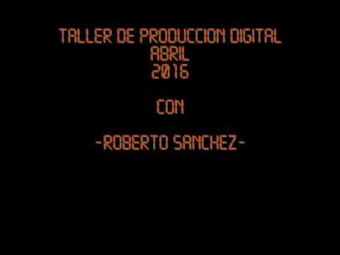 Taller reggae digital por Roberto Sánchez en Lacasia de la Música