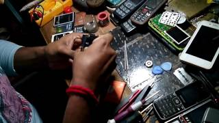 Mobile repairing {Khejuria} in bengali