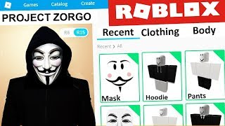 How To Make Project Zorgo In Roblox!