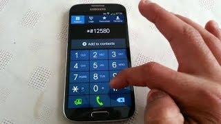 تحدير: لا تقم بادخال هدا الكود سري في هاتفك لانه سيدمر جهازك بالكامل !!!