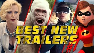 Best New Weekly Trailer Compilation (2018) - #7