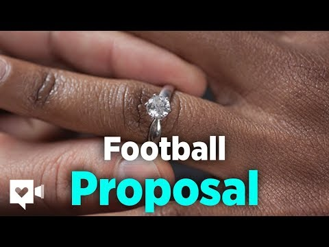 Xxx Mp4 Football Coach Proposes With Help Of His Players 3gp Sex