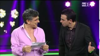 Pasquale Palma / Eddy Scampia con Vincenzo Salemme - Made in Sud 12/05/2015