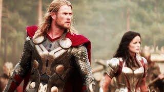 Thor 2 Trailer 2013 Official The Dark World Movie Trailer #2 [HD]