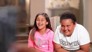 الأطفال للمخرج إنت كدا زودتها 😂 كواليس تصوير مسلسل يوميات زوجة مفروسة  - Youmyat Zoga Mafrosa