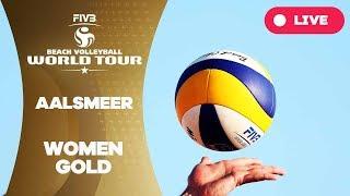 Aalsmeer 1 -Star 2017 - Women gold - Beach Volleyball World Tour