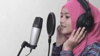 LDR   Raisa Covered By Dinda and guitar by om iyay