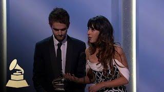 Zedd and Foxes Wins Best Dance Recording | GRAMMYs