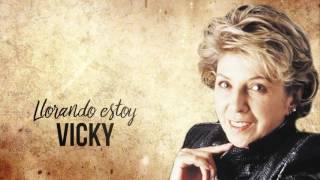 Llorando Estoy - Vicky  / Discos Fuentes