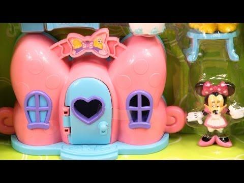 Minnie Mouse Pet Bow-tique / Sklep Zoologiczny Myszki Minnie - Fisher Price - www.MegaDyskont.pl
