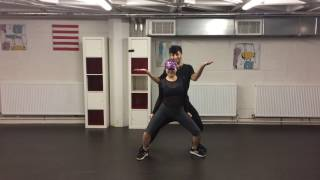 PARTITION - BEYONCE CHOREOGRAPHY (DUET)