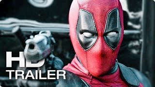 DEADPOOL Trailer German Deutsch (2016)