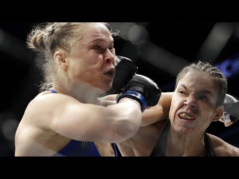 Xxx Mp4 Ronda Rousey 48 Second Knockout 3gp Sex