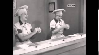 Lucy 39 s Famous Chocolate Scene