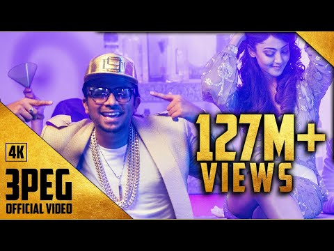 3 PEG - Kannada Rapper Chandan Shetty | Aindrita Ray | ft.Vijeth (4K)