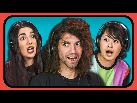 YOUTUBERS REACT TO WTF DID I JUST WATCH COMPILATION 4