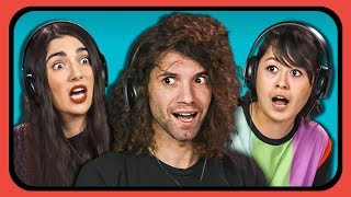 YOUTUBERS REACT TO WTF DID I JUST WATCH COMPILATION #4
