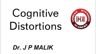 CBT-Cognitive Distortions (Hindi)