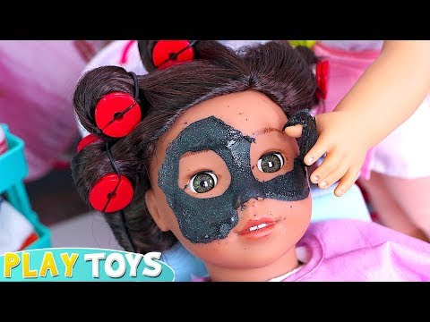Xxx Mp4 How To Make Black Glitter Spa Mask For American Girl Doll With School Glue 🎀 3gp Sex