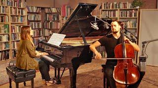 John Legend - All of Me (Piano/Cello Cover) - Brooklyn Duo