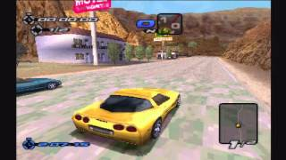 Need For Speed III Hot Pursuit (PS1 Gameplay)