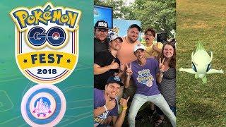 Das Pokémon GO Fest 2018 - Medaille, Celebi-Quest und mehr | Pokémon GO Deutsch #680