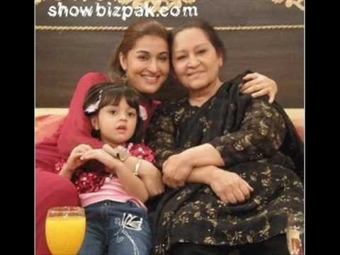 dr shaista wehdi with family AND HANI MALIK