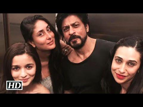 Xxx Mp4 Watch SRK PARTIES With Kareena Karisma Alia Bhatt 3gp Sex